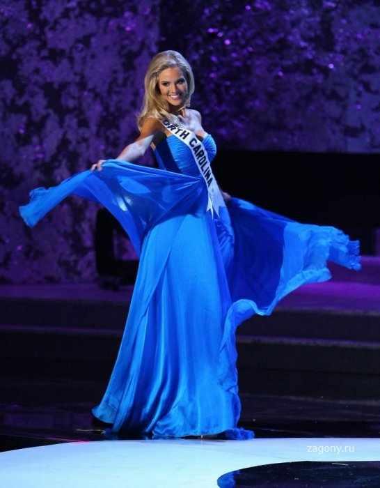 Мисс США 2009 (10 фото)