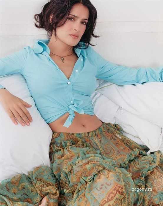 Salma Hayek (8 фото)