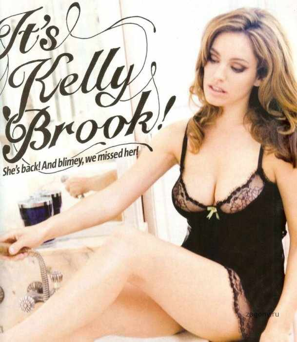 Kelly Brook (6 фото)