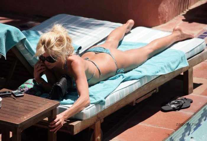 Victoria Silvstedt (8 фото)