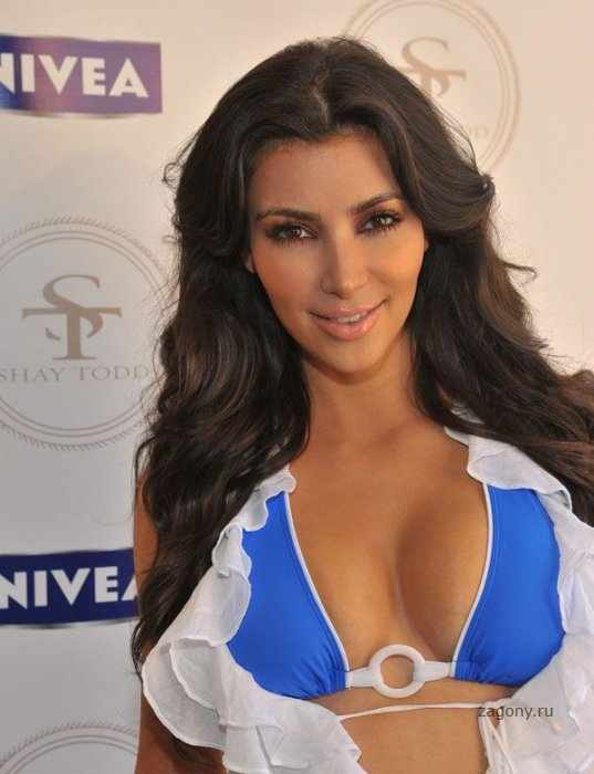 Ким Кардашиан (7 фото)