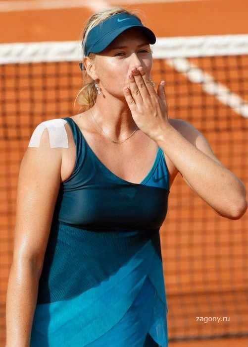 Мария Шарапова (7 фото)
