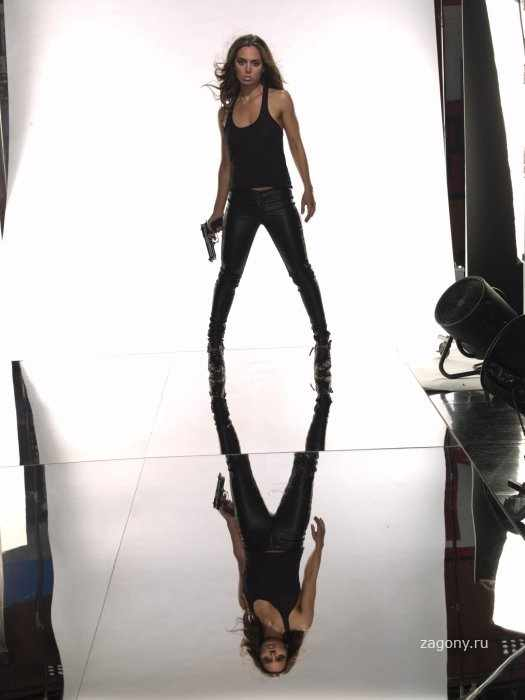 Eliza Dushku (4 фото)