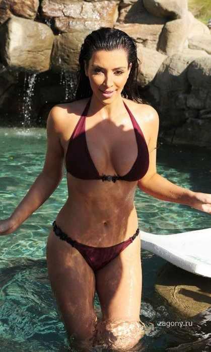 Ким Кардашиан (6 фото)