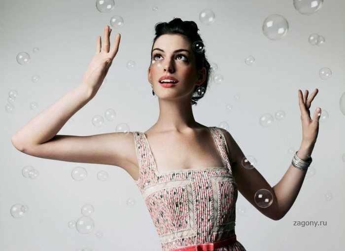 Anne Hathaway (15 фото)