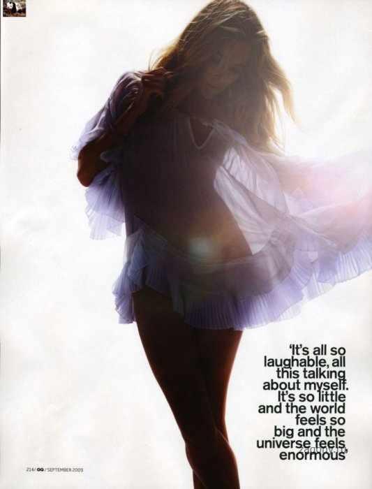 Сиенна Миллер в GQ (10 фото)