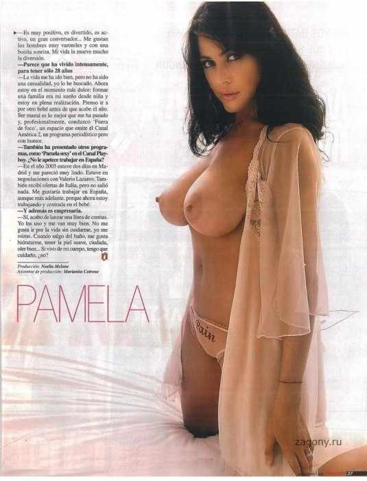 Памела Дэвид (15 фото)