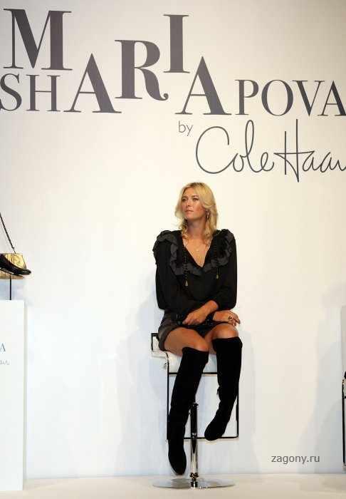 Maria Sharapova (9 фото)
