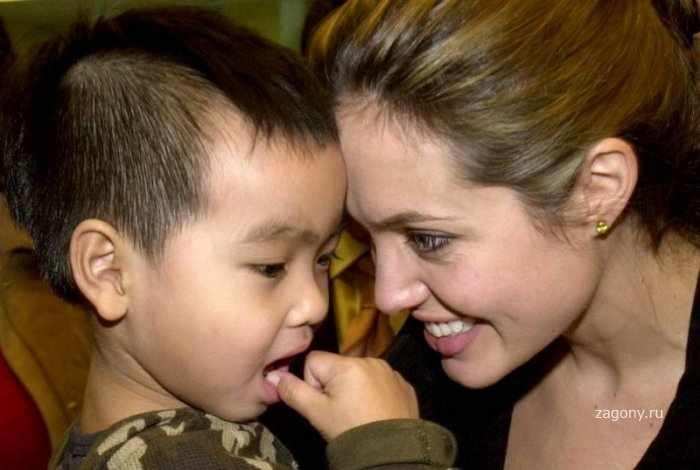 Анджелина Джоли (38 фото)