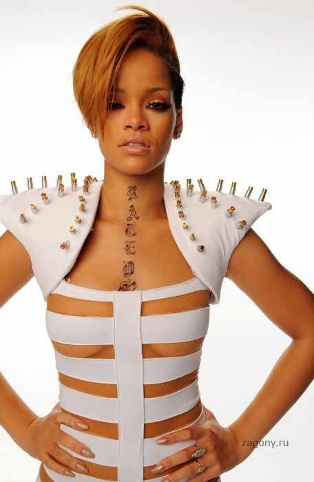 Rihanna (18 фото)