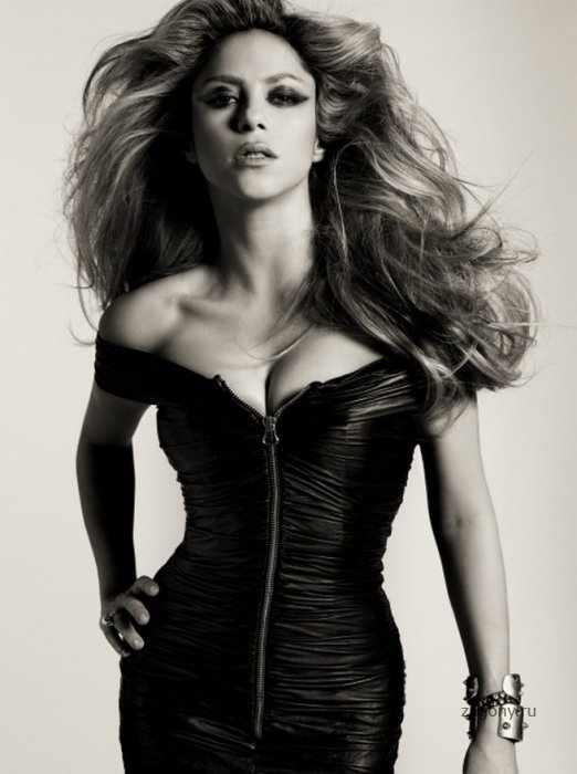 Shakira (6 фото)