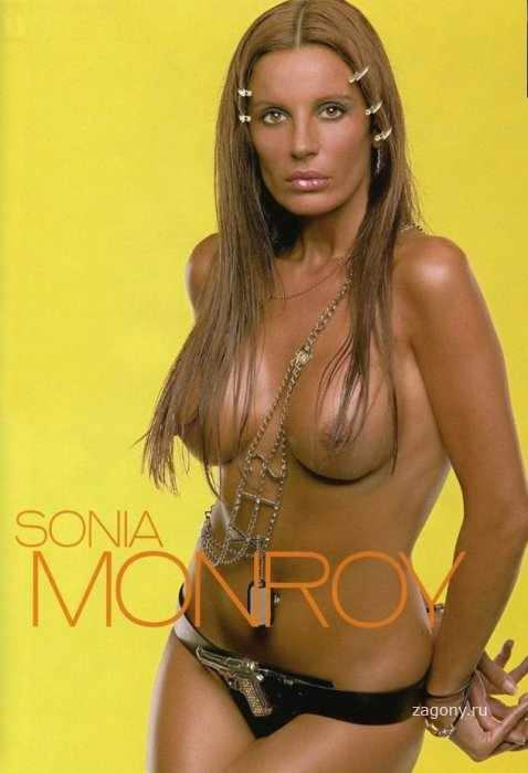 Соня Монрой (18 фото)