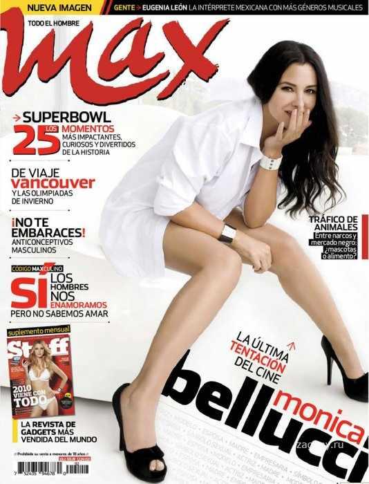 Monica Bellucci (8 фото)