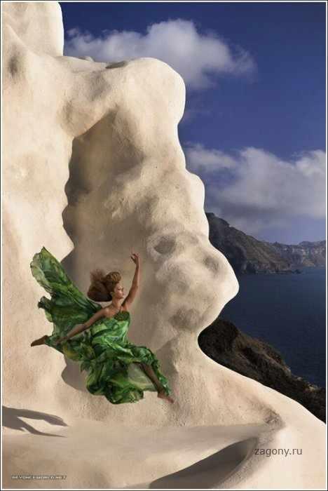 Бейонсе в рекламе House of Dereon (5 фото)