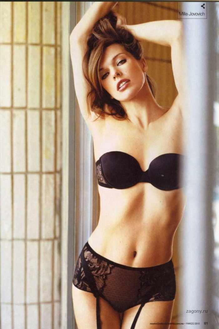 Milla Jovovich (7 фото)