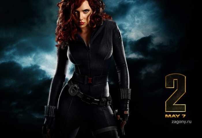 Scarlett Johansson (14 фото)