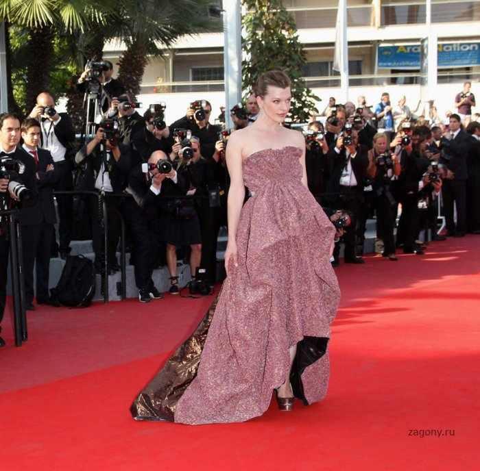 Milla Jovovich (16 фото)