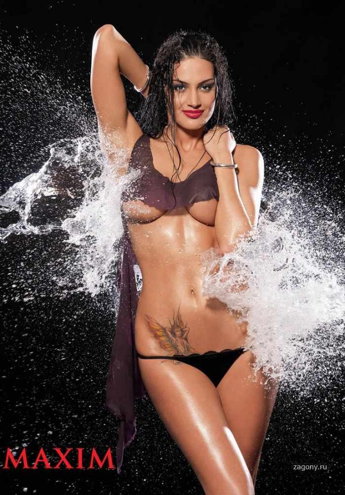 Ева Ривас (4 фото)