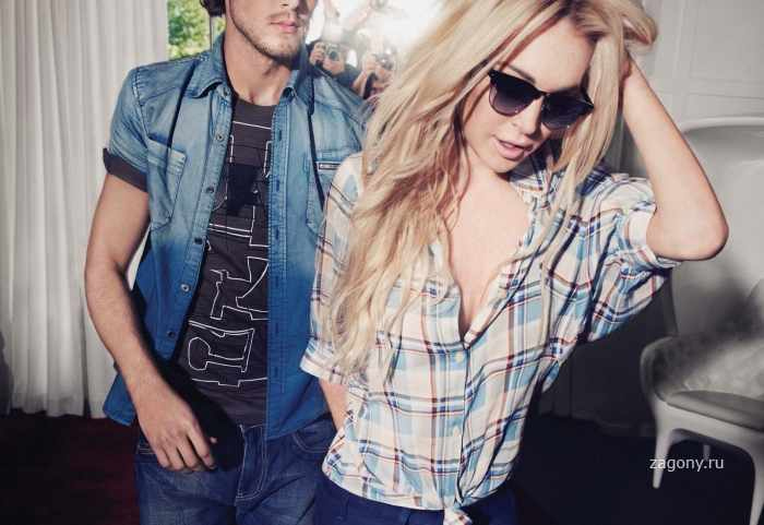 Lindsay Lohan (9 фото)