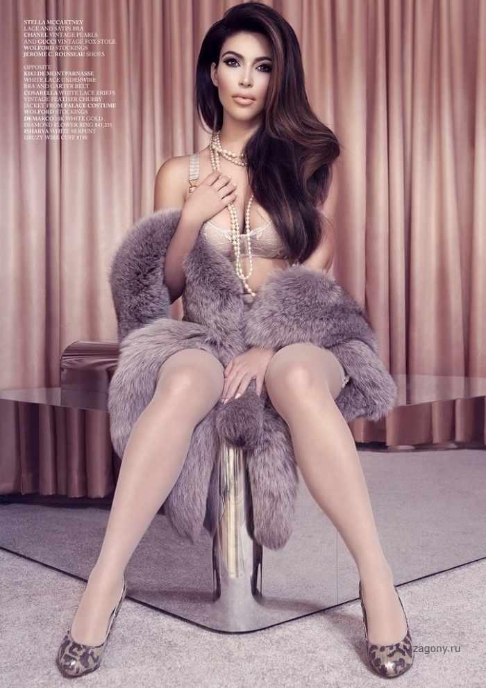 Ким Кардашян (9 фото)
