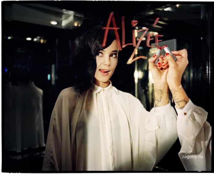 Ализе (20 фото)