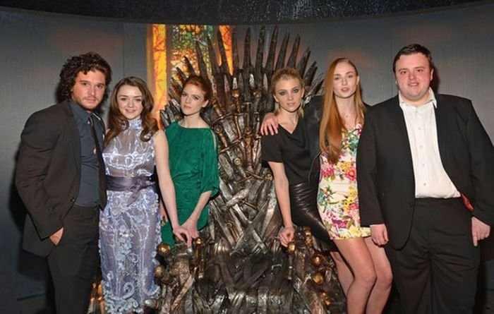 Актеры из сериала Игра престолов в обычной жизни (33 фото)