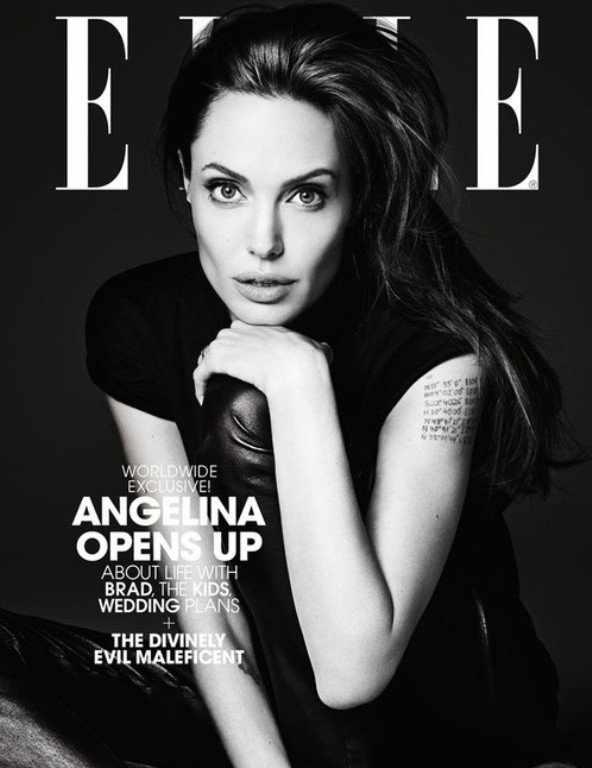 Анжелина Джоли (10 фото)