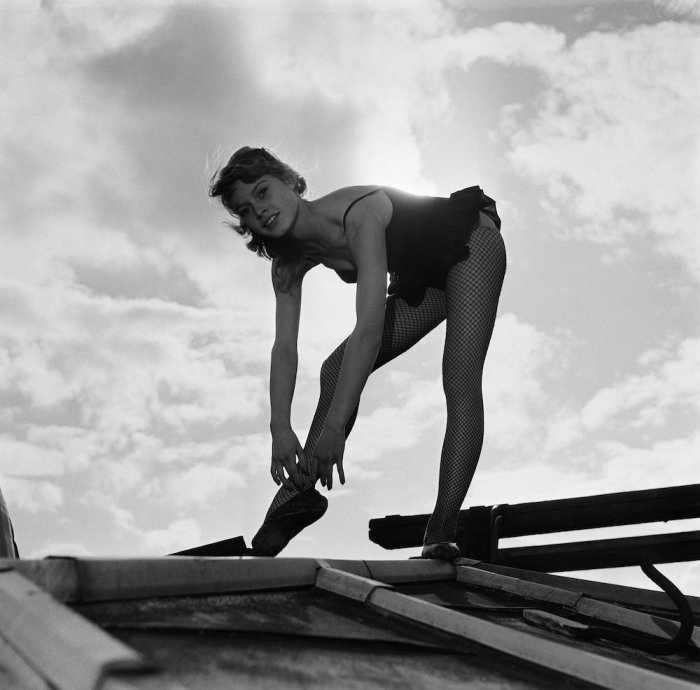 Бриджит Бардо (5 фото)