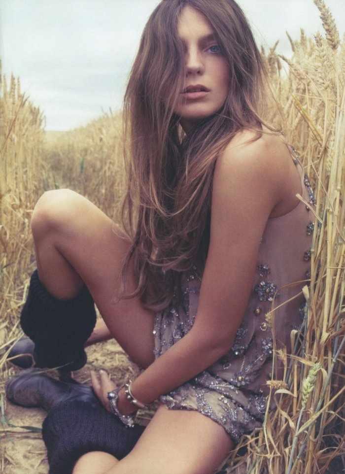 Daria Werbowy (13 фото)