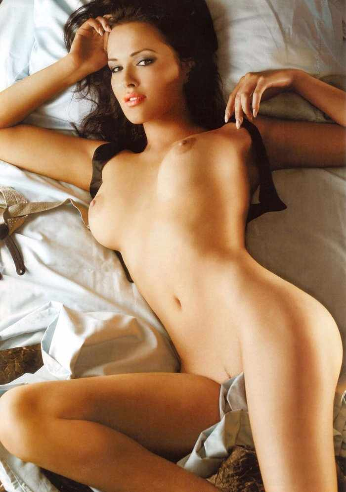 Даша Астафьева - Playboy Июнь 09 (8 фото)