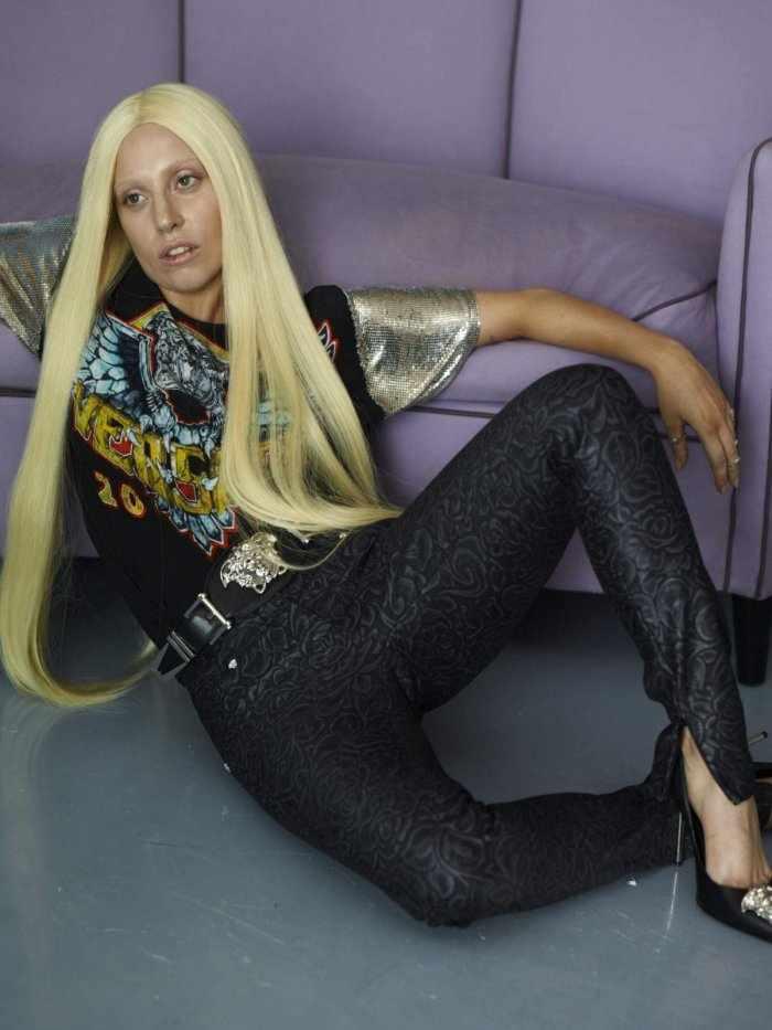 Леди Гага (20 фото) НЮ!