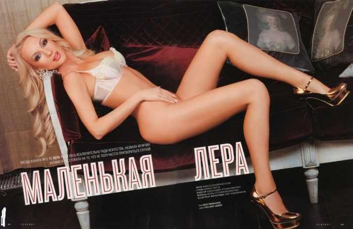 Лера Кудрявцева в Playboy. Полная версия (8 фото)