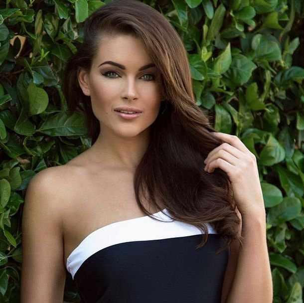 Ролен Штраус - Мисс мира 2014 (40 фото)