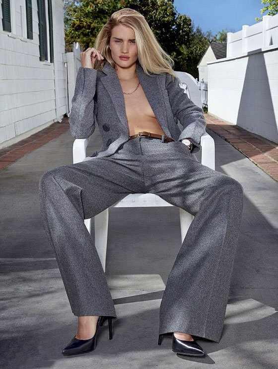 Роузи Хантингтон-Уайтли (8 фото)