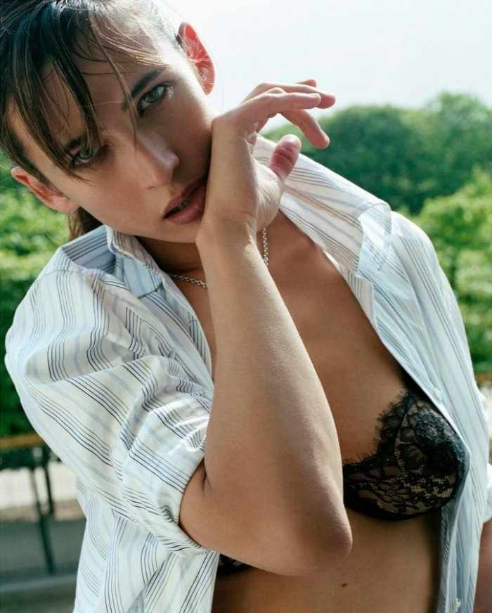 Софи Марсо (18 фото) НЮ!