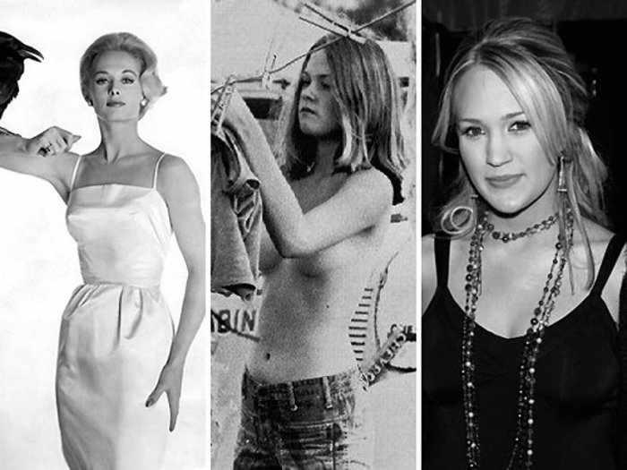 Знаменитые мамы и дочки (16 фото)